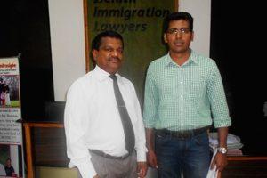L Kamal Priyantha
